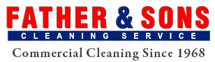 Father & Sons Commercial Cleaning logo